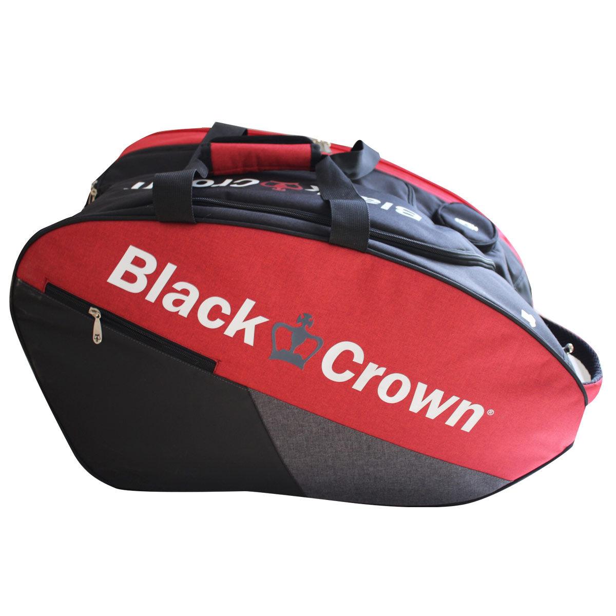 black crown padel väska