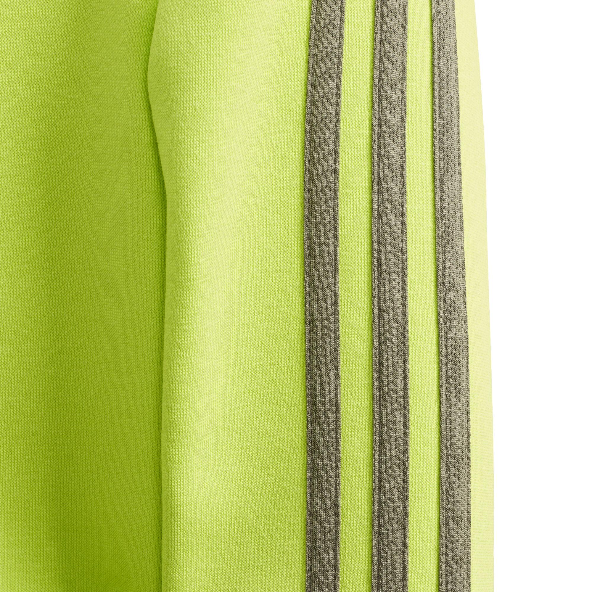 adidas Essentials 3 Stripes Full Zip Sweat jacka Pojkar