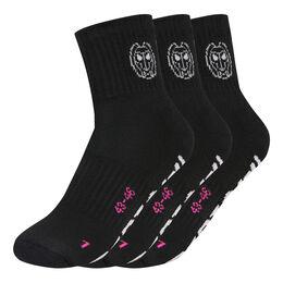 Mika Tech 3er Pack Ankle Socks Unisex