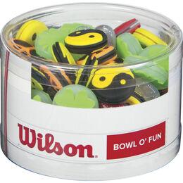 Bowl o Fun Dämpfer - 75 Stück gemischt