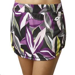 Popflower Printed Skirt Women