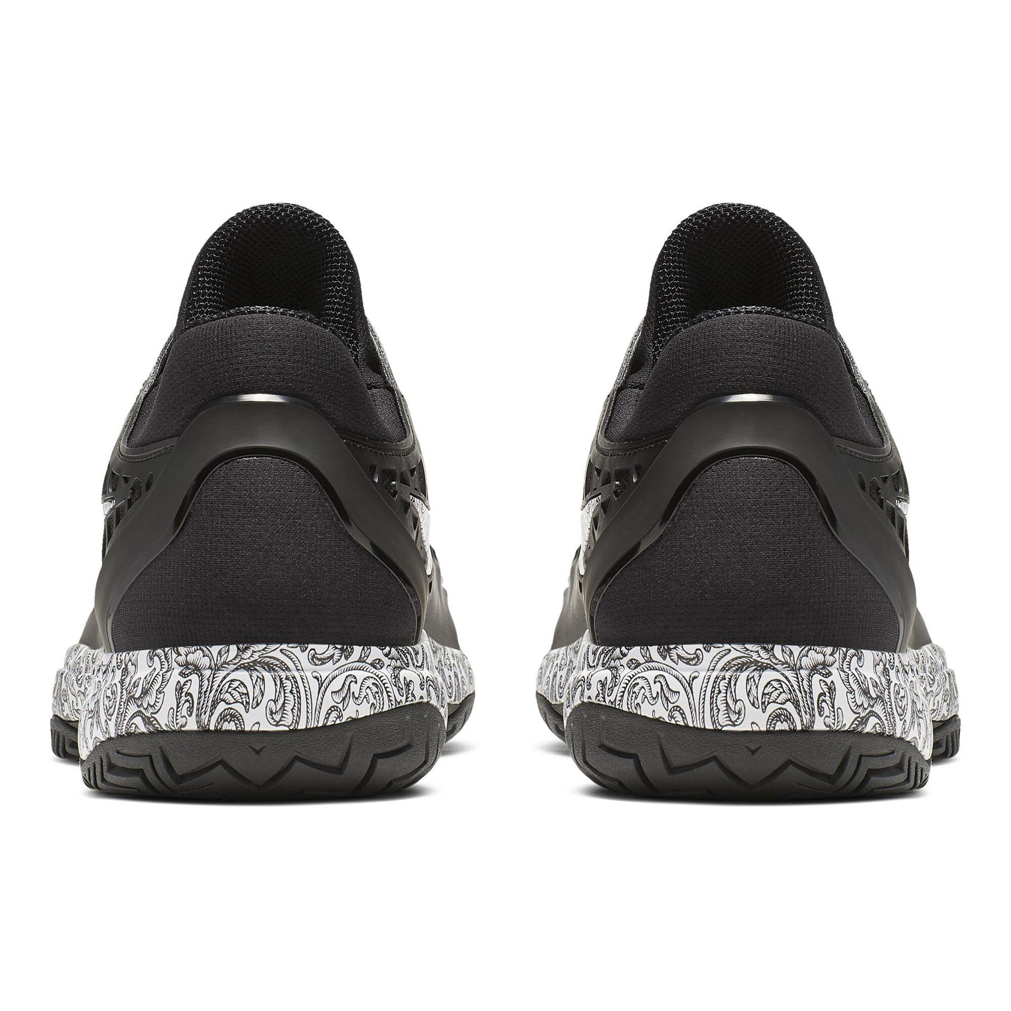 new product d995b 473da Nike Zoom Cage 3 Allroundsko Herrar - Svart, Mörkgrå köp online ...