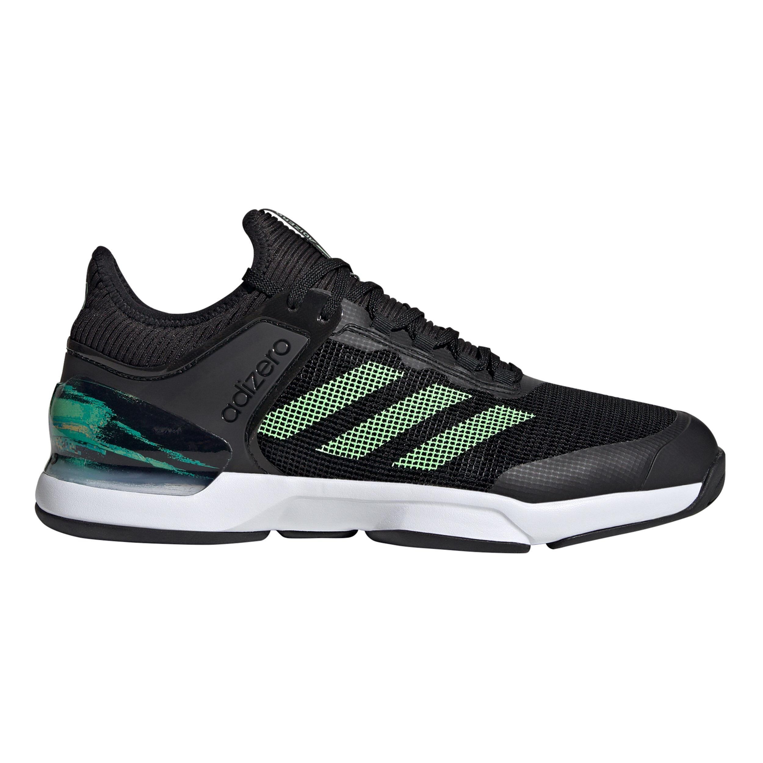 Adidas Adizero Defiant Bounce ClayPadel SvartVitRöd