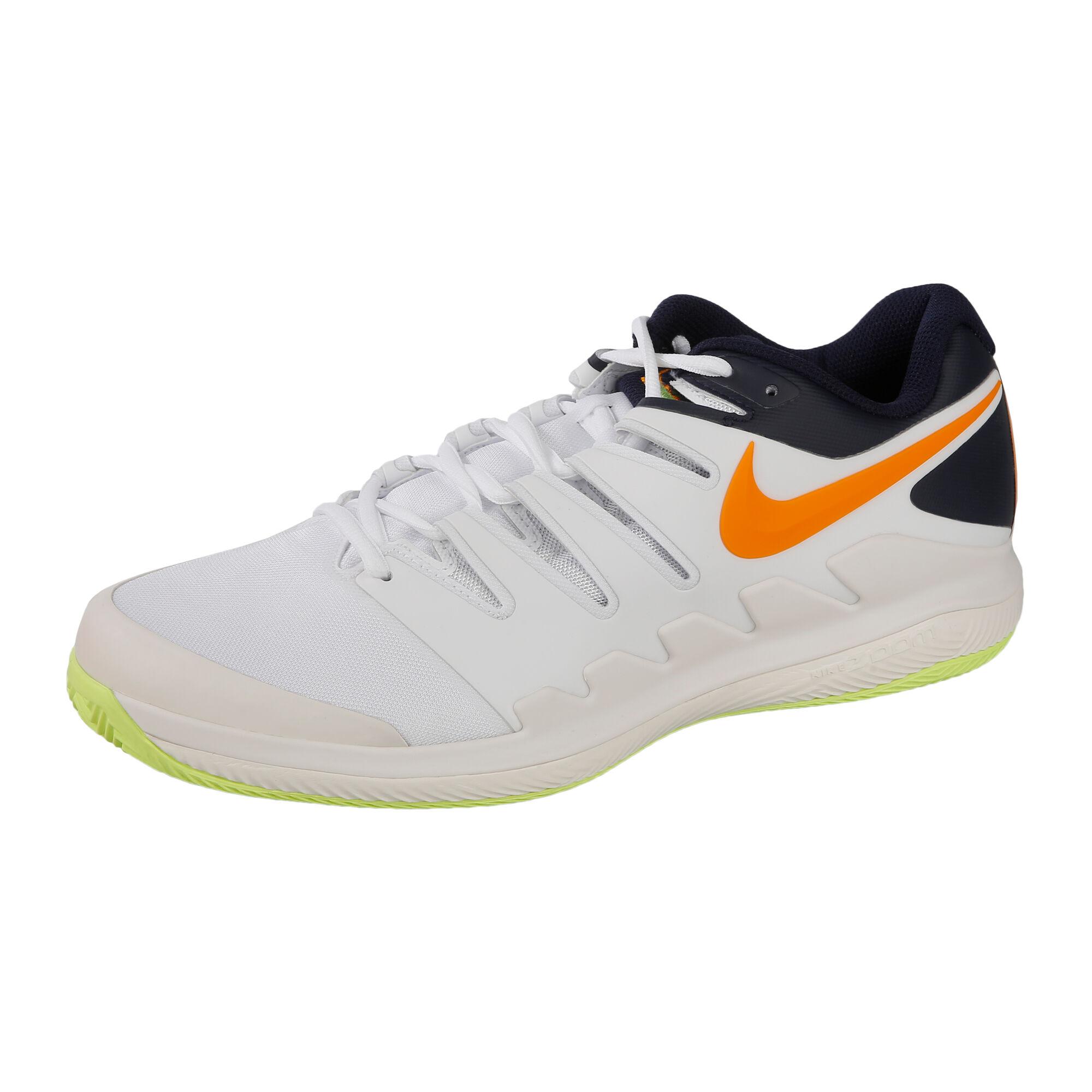 e07b88a8cef Nike Air Zoom Vapor X Clay Sko För Grus Herrar - Vit, Mörkblå köp ...