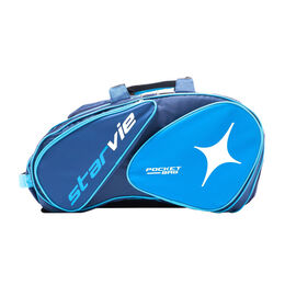 Pocket Padel Bag blau