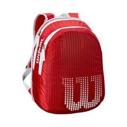 Junior Backpack Red White
