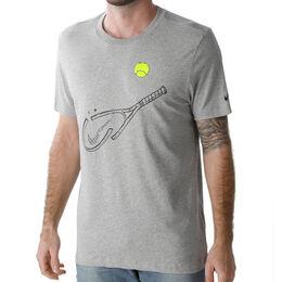 Court Dri-Fit Graphic Racquet Tee Men