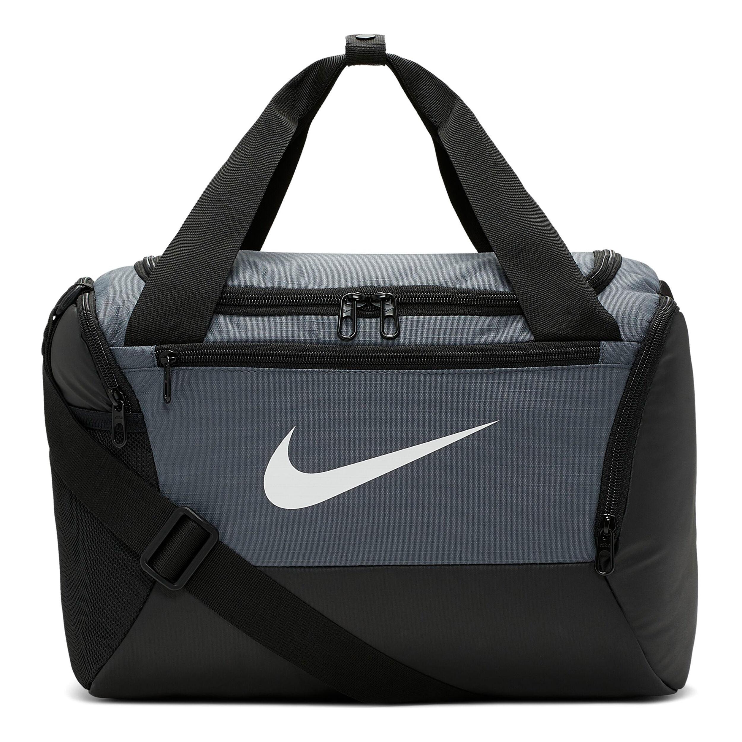 Nike Brasilia Extra Small Sportväska Grå, Svart