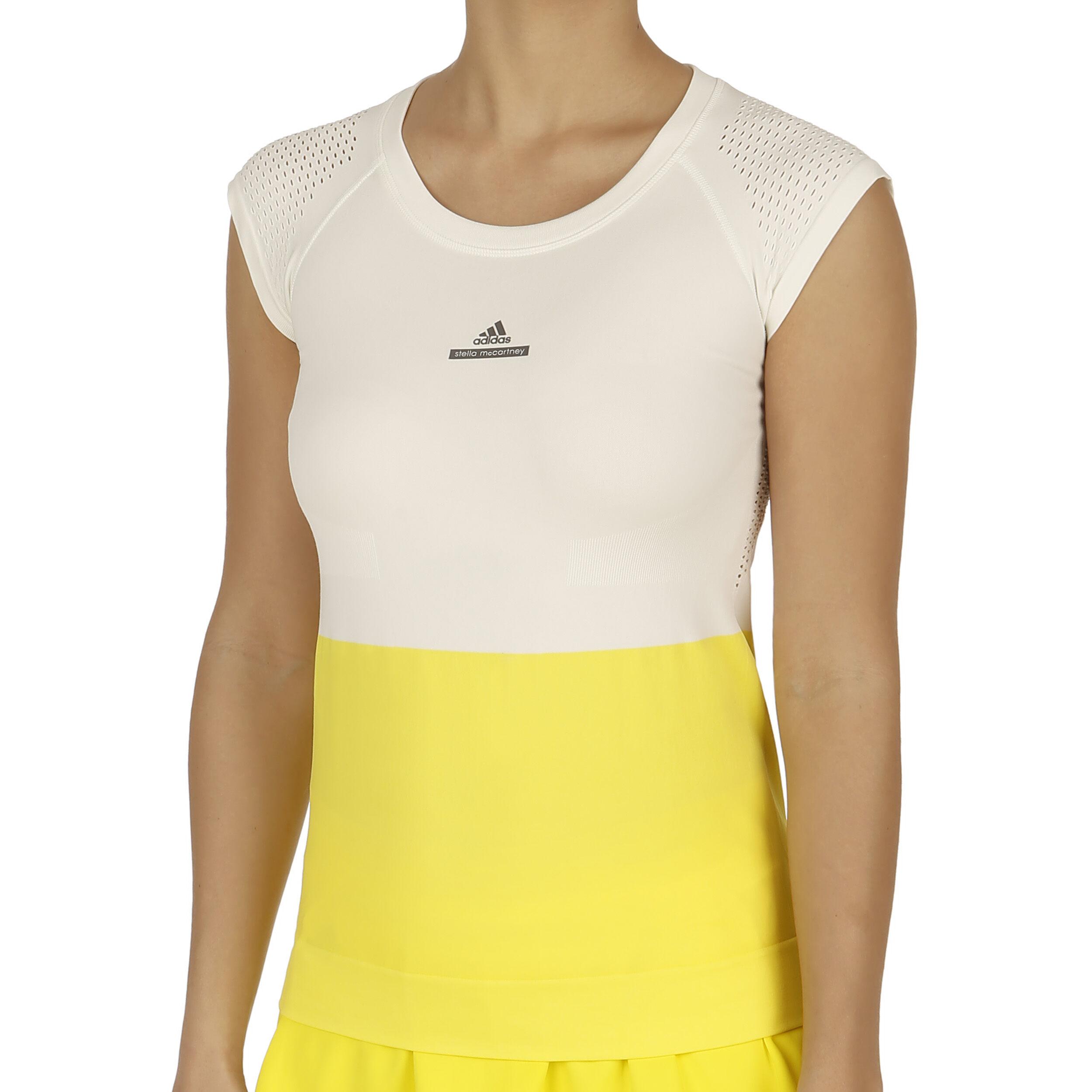 Tennis Kläder Adidas Dam Stella McCartney Barricade Tee