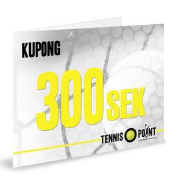 Kupong 300 KR