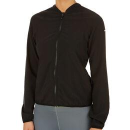 Woven Court Full Zip Jacket Women