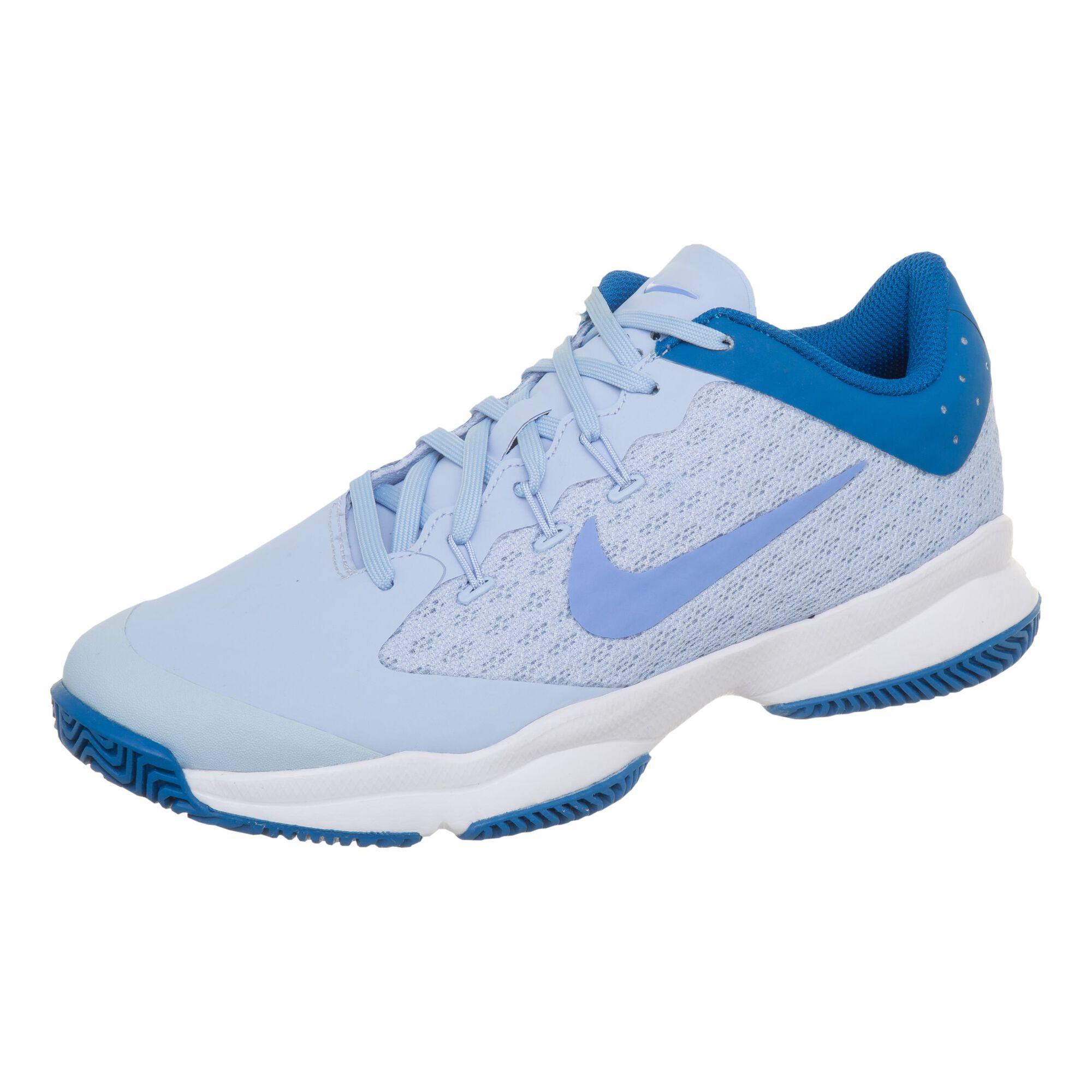newest de7d4 02717 Nike Air Zoom Ultra Allroundsko Damer - Ljusblå, Blå köp online ...