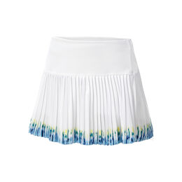Crafty Scribble Pleated Skirt