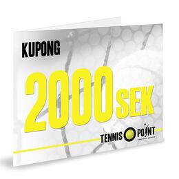 Kupong 2000 KR