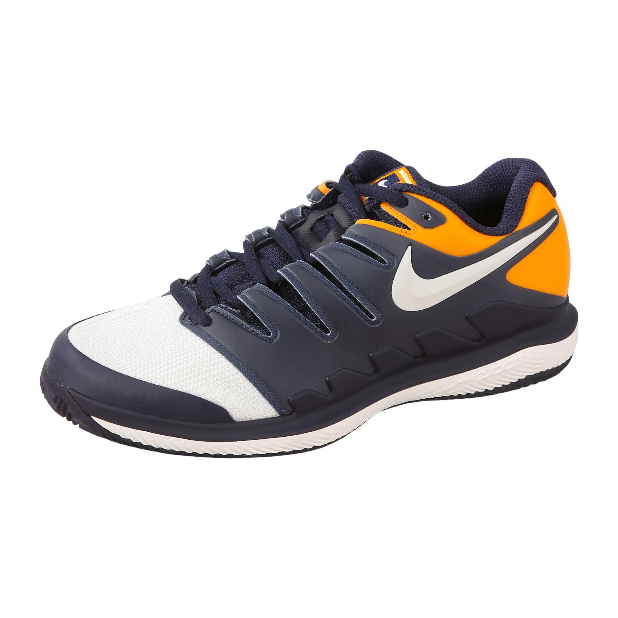 11c914bcf1d Nike Air Zoom Vapor X Clay Sko För Grus Herrar - Mörkblå, Vit köp ...