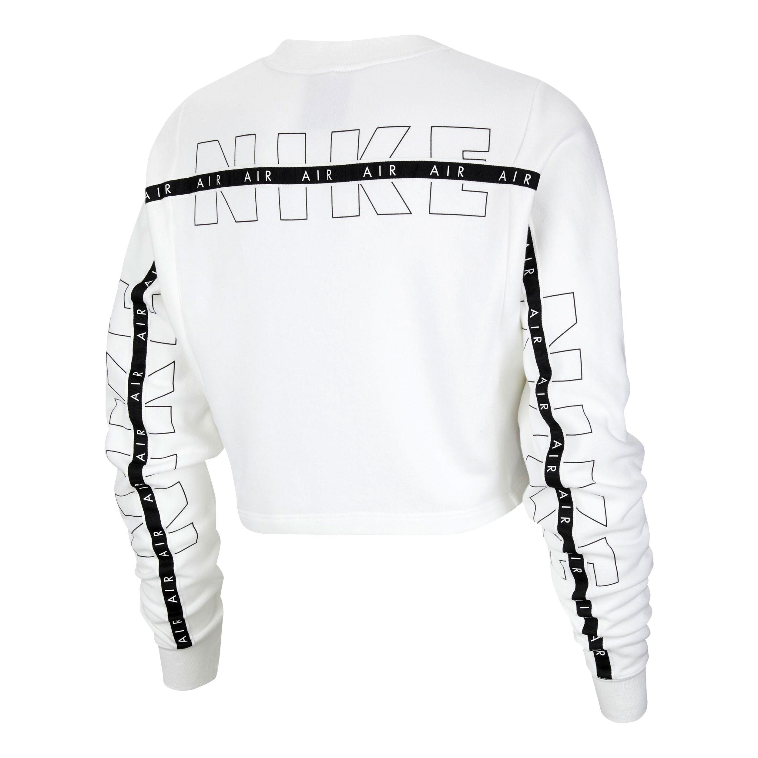 Nike Air Sportswear Tröja Damer Svart, Vit köp online