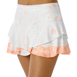 Eyelet Go Skirt Women