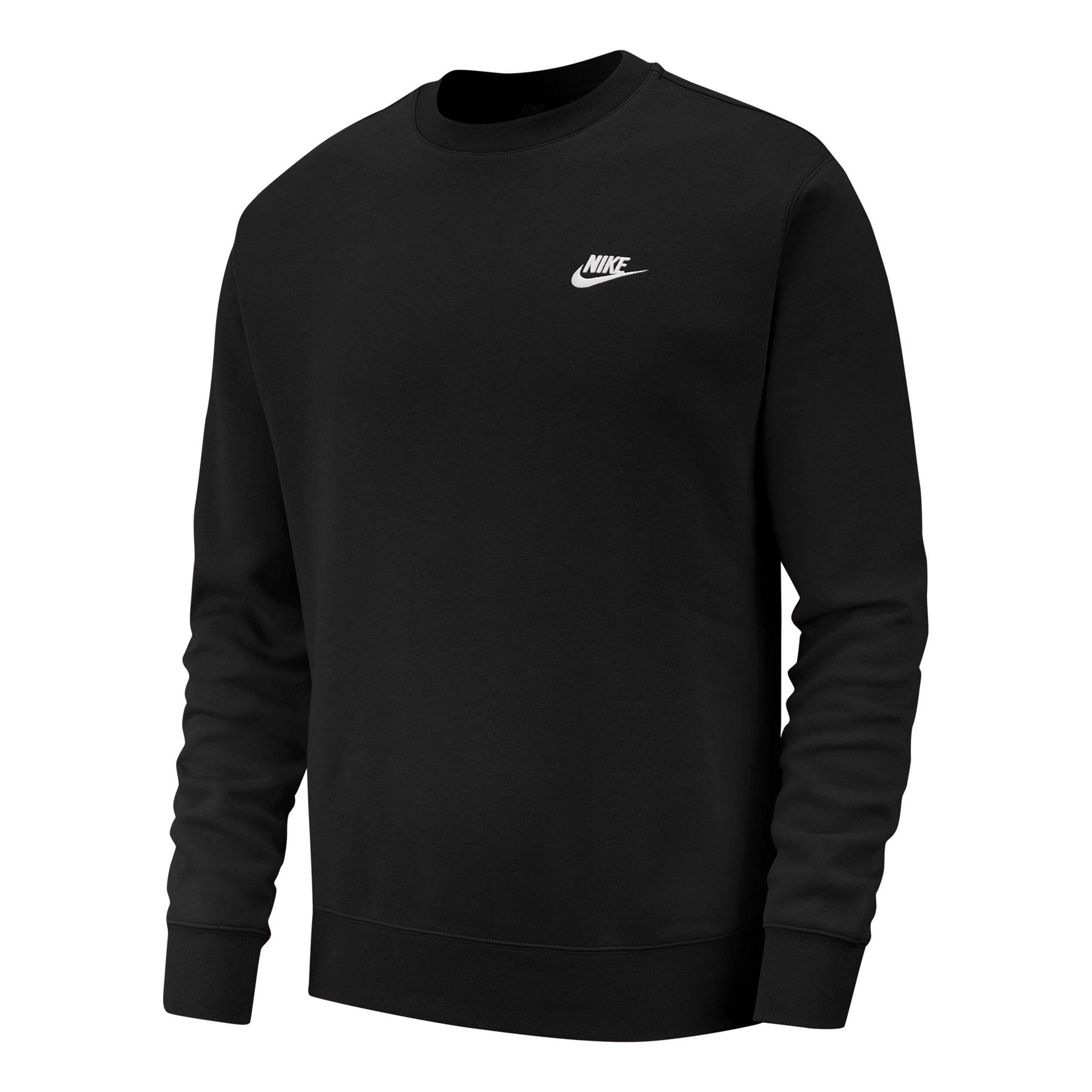 Nike Sportswear Club Tröja Herrar Svart, Vit