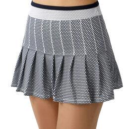 Long Lucky Lane Pleated Skirt Women