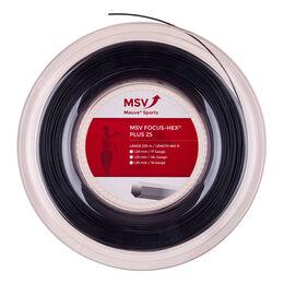 Focus-HEX  plus 25 200m schwarz