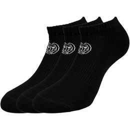 Maimuna No Show Tech 3 Pack Socks