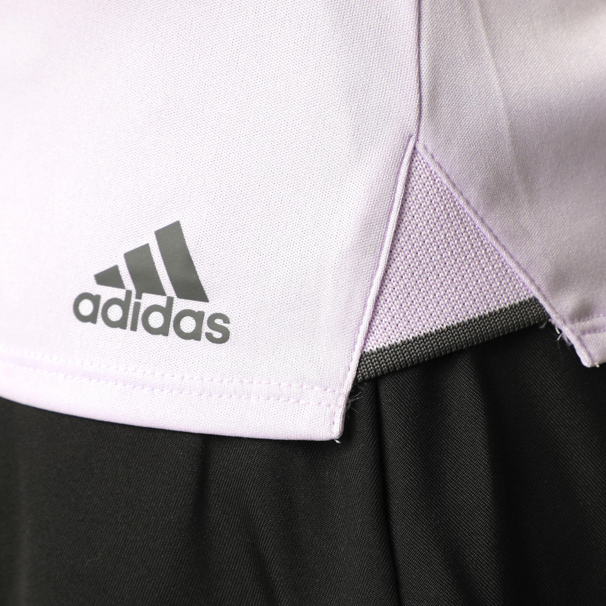 adidas Club 3 Stripes T shirt Damer Syrén, Grå köp online