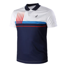 Printed Stripes Polo