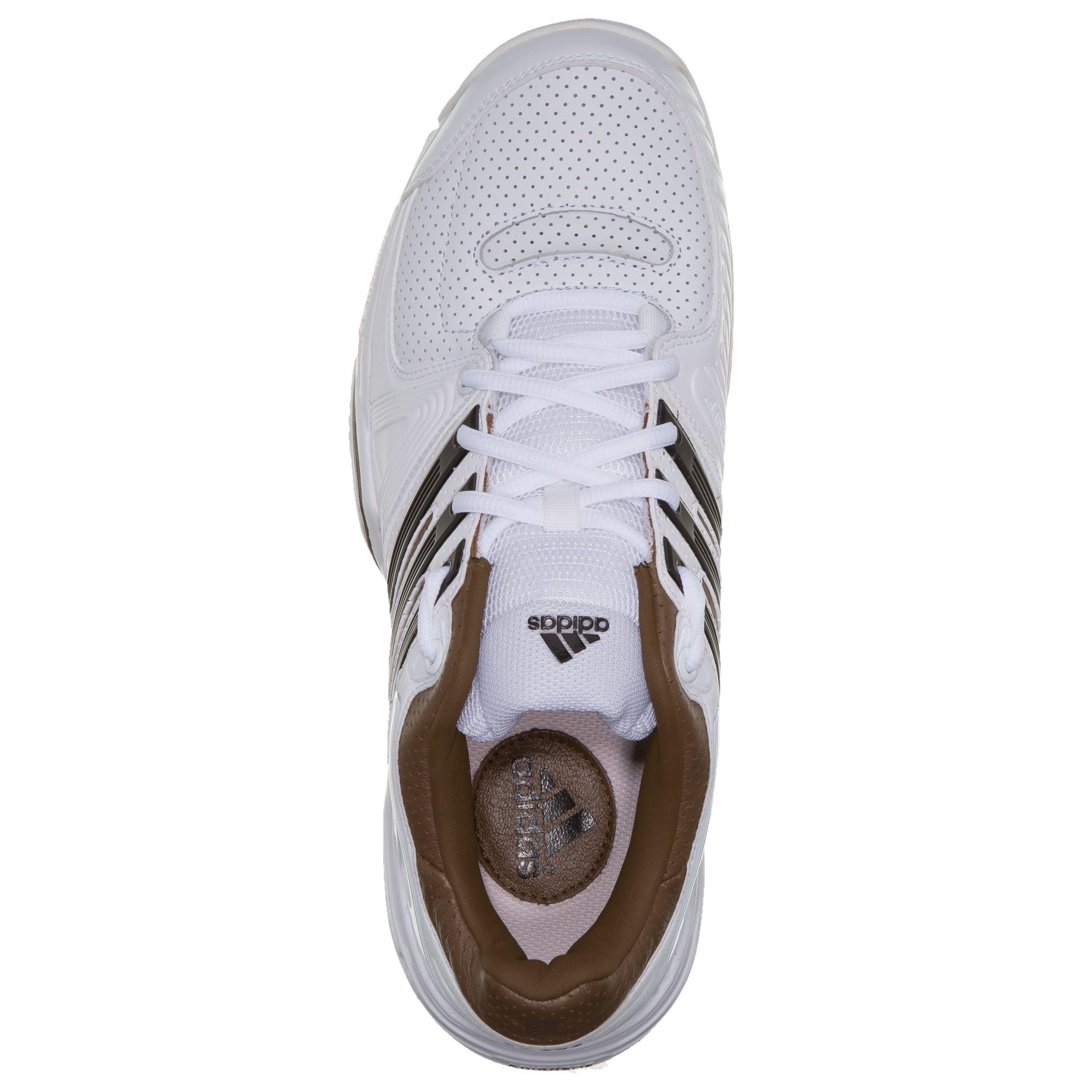 adidas Response Essence Leather Spezial Allroundsko Herrar Vit, Brun
