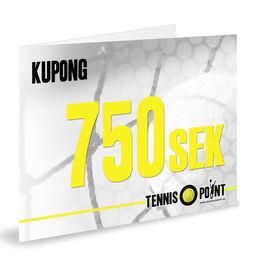 Kupong 750 KR