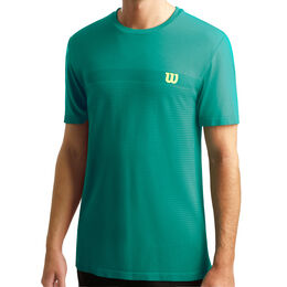 Competition Seamless Crew Tee Men