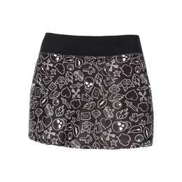Minimal Print Skirt Women