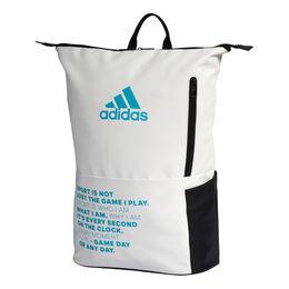 Backpack MULTIGAME white