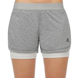 2in1 Soft Short Women