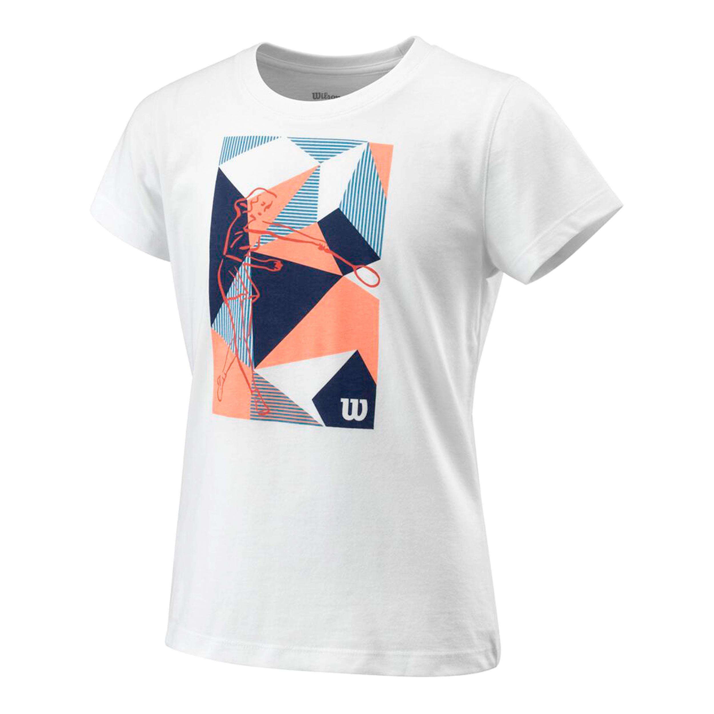 adidas T shirt Flickor Syrén, Orange