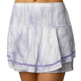 Long Lucid Flip Skirt Women