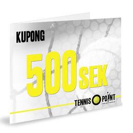 Kupong 500 KR