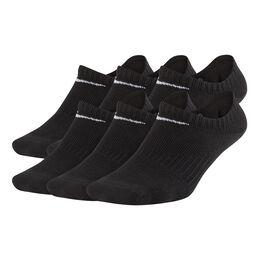 Performance Lightweight 6er Pack No-Show Training Socks Unisex