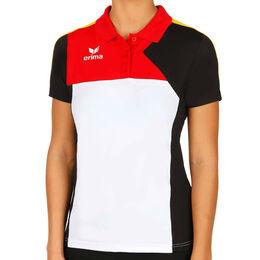 Premium One Fed Cup Poloshirt Women