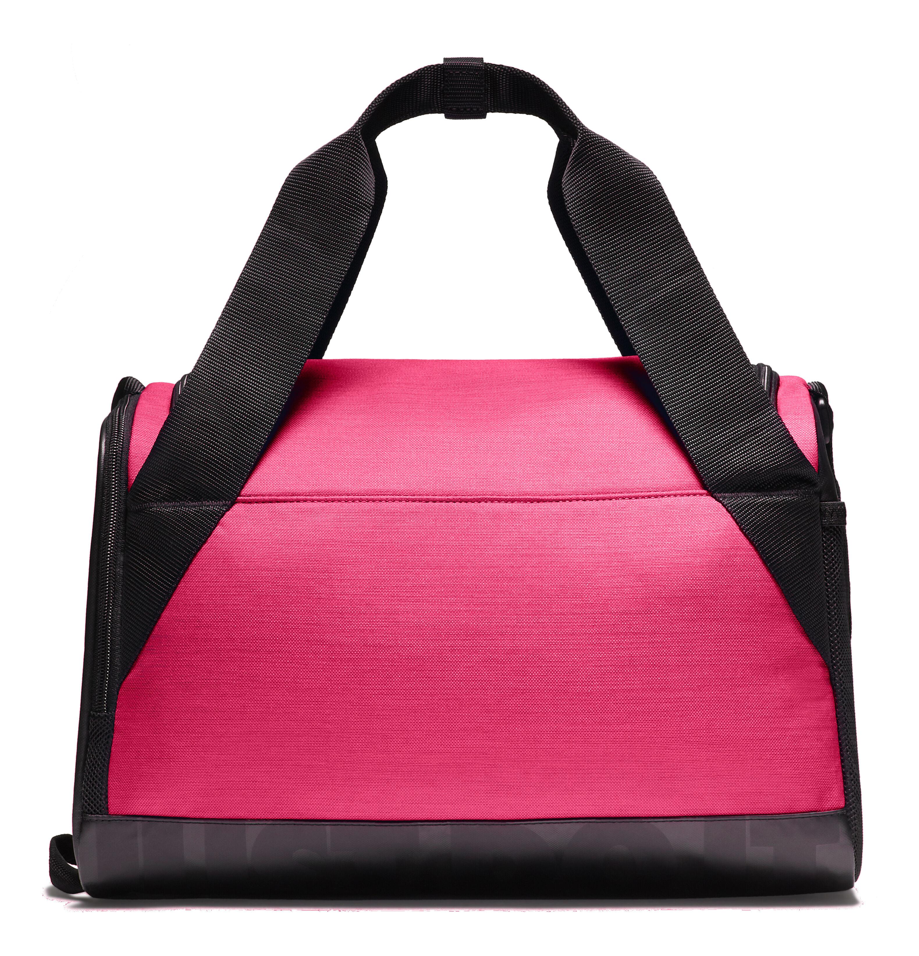 Nike Brasilia Duffel Extra Small Sportväska XS Pink, Svart