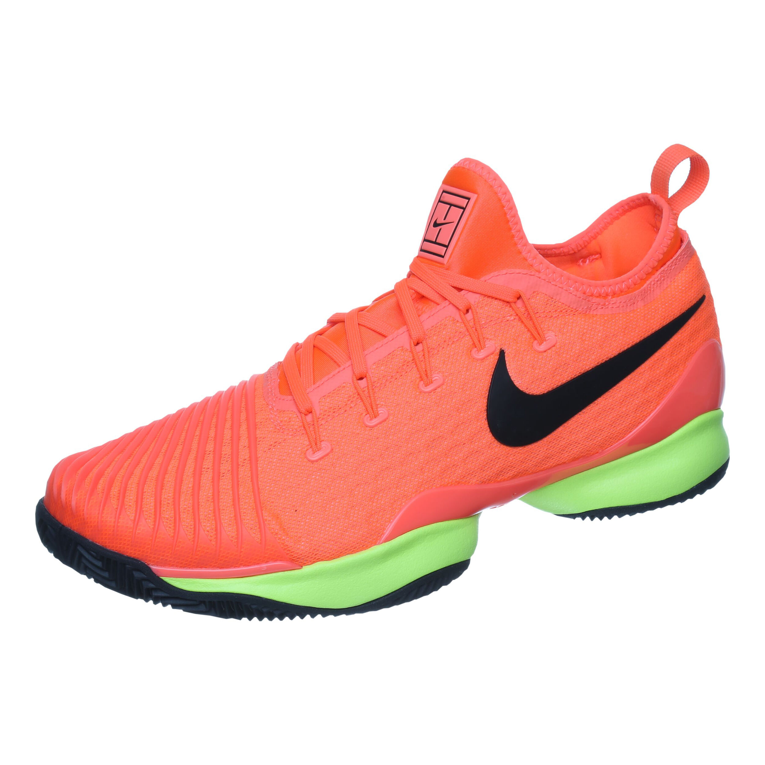 Nike Air Zoom Ultra React Clay Sko F?r Grus Herrar Orange